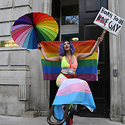 London LGBT+ asks the United Kingdom government to keep its promise to ban conversion therapy