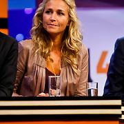 NLD/Hilversum/20100819 - RTL perspresentatie 2010, Winston Gerstanowitz, Wendy van Dijk