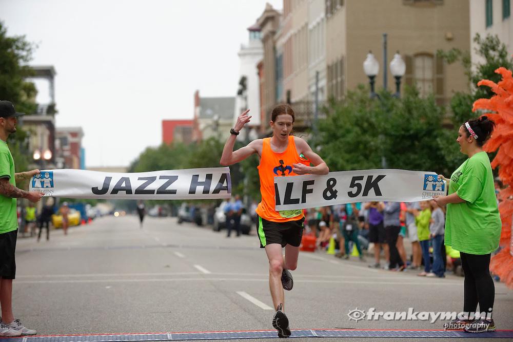 Photos from the 2015 Jazz Half Marathon, benefiting Children's Hospital of New Orleans