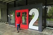 Kode 2 art gallery museum exterior, Bergen, Norway