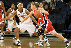20071118 - Richmond at Virginia (NCAA Women's Basketball)