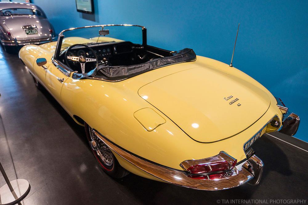1967 Jaguar E-Type Series 2