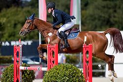 Mertens Jan, BEL, Qu'Aprice<br /> BK Young Horses 2020<br /> © Hippo Foto - Sharon Vandeput<br /> 6/09/20