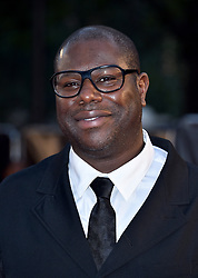 Director Steve McQueen arriving for the 62nd BFI London Film Festival Opening Night Gala screening of Widows held at Odeon Leicester Square, London.