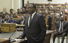 Emmerson Mnangagwa - 19 Nov 2017