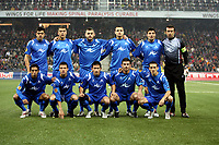 Fotball<br /> UEFA Europa League, Gruppenphase, Red Bull Salzburg vs PFC Levski Sofia<br /> 22.10.2009<br /> Foto: Gepa/Digitalsport<br /> NORWAY ONLY<br /> <br /> Lagbilde Levski Sofia