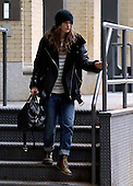 Keira Knightley out in new york
