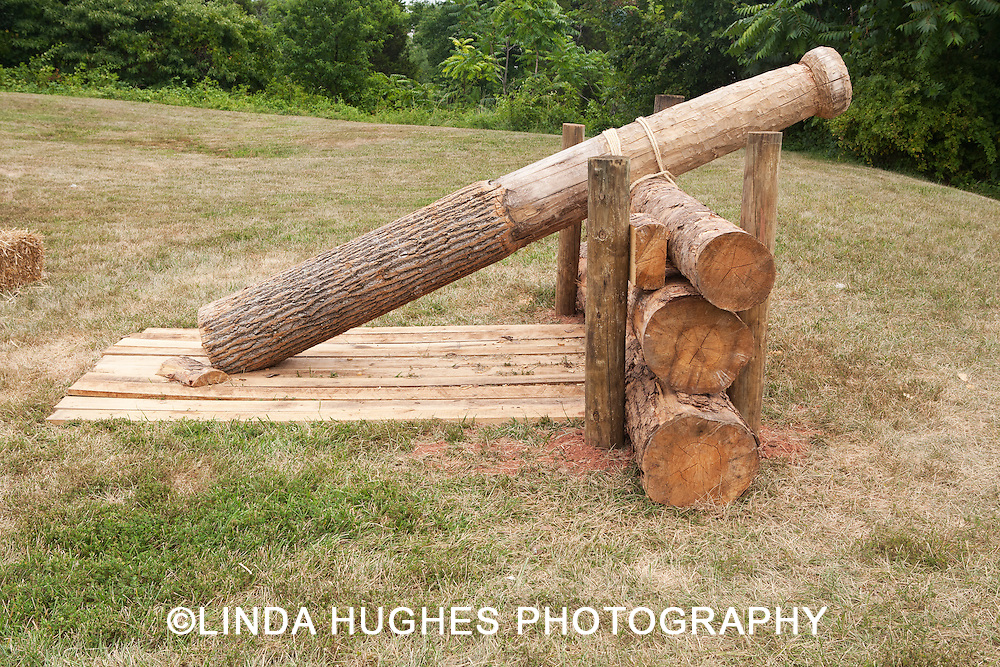 US Civil War Period Quaker Gun