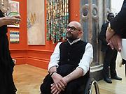 RYAN GANDER, Royal Academy of Arts Annual Dinner. Burlington House, Piccadilly. London. 6 June 2017