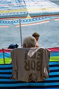 Hel (woj. pomorskie) 20.07.2016 Cypel Helski - plaża