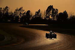 27.02.2015, Circuit de Catalunya, Barcelona, ESP, FIA, Formel 1, Testfahrten, Barcelona, Tag 2, im Bild Low light action // during the Formula One Testdrives, day two at the Circuit de Catalunya in Barcelona, Spain on 2015/02/27. EXPA Pictures © 2015, PhotoCredit: EXPA/ Sutton Images/ Patrik Lundin Images<br /> <br /> *****ATTENTION - for AUT, SLO, CRO, SRB, BIH, MAZ only*****