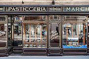 Milan, Pasticceria Marchesi in corso Magenta