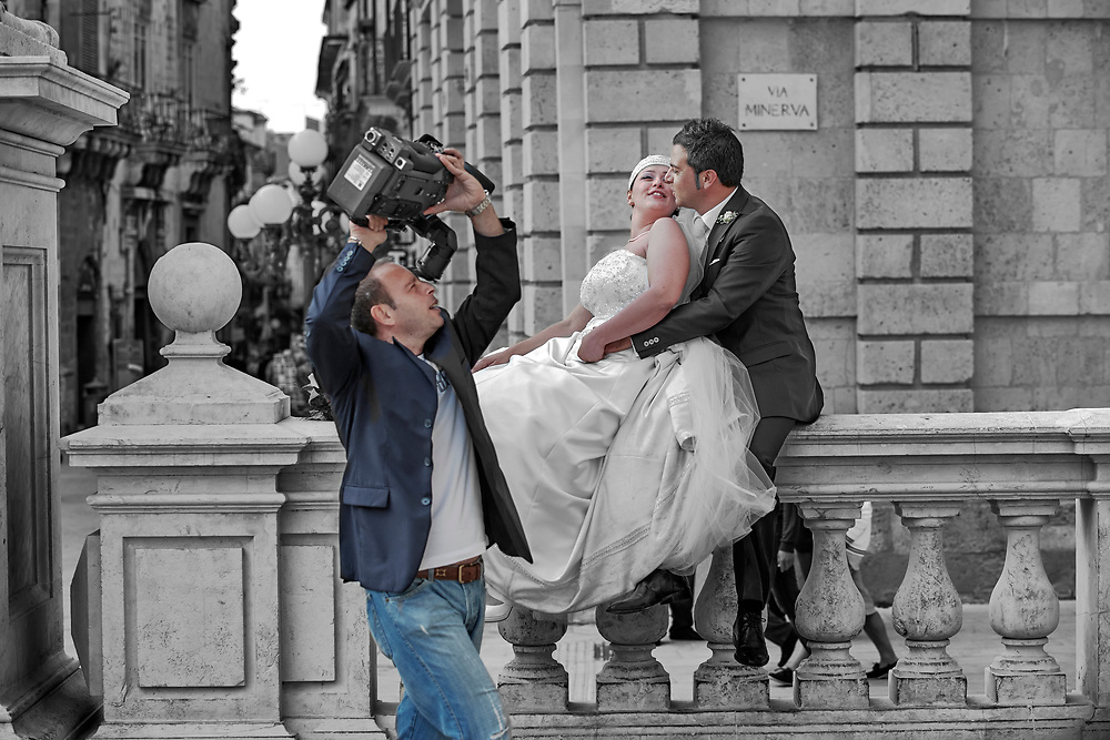 SERIES - UNRELIABLE-SIGHTINGS SYRACUSA QWDDING by PAUL WILLIAMS- Cathedral wedding  Syracuse Sicily Siracusa Wedding Sicily is a selective colour street photography series by photographer Paul Williams showing the people attending a traditional Sicilian wedding at Siracusa Duomo. Taken in  2009 .<br /> <br /> Visit our DAY TRIPPER PHOTO COLLECTIONS for more photos to buy as buy as wall art prints https://funkystock.photoshelter.com/gallery-collection/DAY-TRIPPER-Street-Art-Photography-Series-by-Photographer-Paul-Williams/C0000JflvyZIhabE