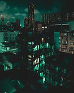 Hong Kong Series: Sham Shui Po Roofs