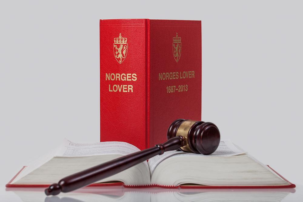 Norges lover er en norsk, trykket lovsamling med rødfarget innbinding som inneholder alle de norske lover som har alminnelig praktisk betydning.