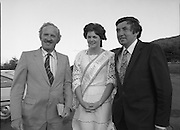 """The Carlingford Oyster Festival.1982.19.08.1982..08.19.1982.19th August 1982..Pictures and Images of the Carlingford Oyster Festival.. .The Minister For Fisheries and Forestry Mr Brendan Daly officially opened  The Carlingford Oyster Festival. The Chairman of the organising committee was Mr. Joe McKevitt..""""The Oyster Pearl"""" was Ms Deirdre McGrath."""