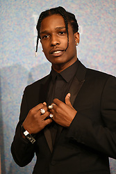 September 13, 2018 - New York, NY, USA - September 13, 2018  New York City..Asap Rocky attending the 4th Annual Clara Lionel Foundation Diamond Ball on September 13, 2018 in New York City. (Credit Image: © Kristin Callahan/Ace Pictures via ZUMA Press)