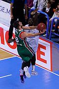 BRINDISI, 18 NOVEMBRE 2015<br /> BASKET, EUROCUP<br /> ENEL BRINDISI - GRISSINBON REGGIO EMILIA<br /> NELLA FOTO: Stefano Gentile<br /> FOTO CIAMILLO