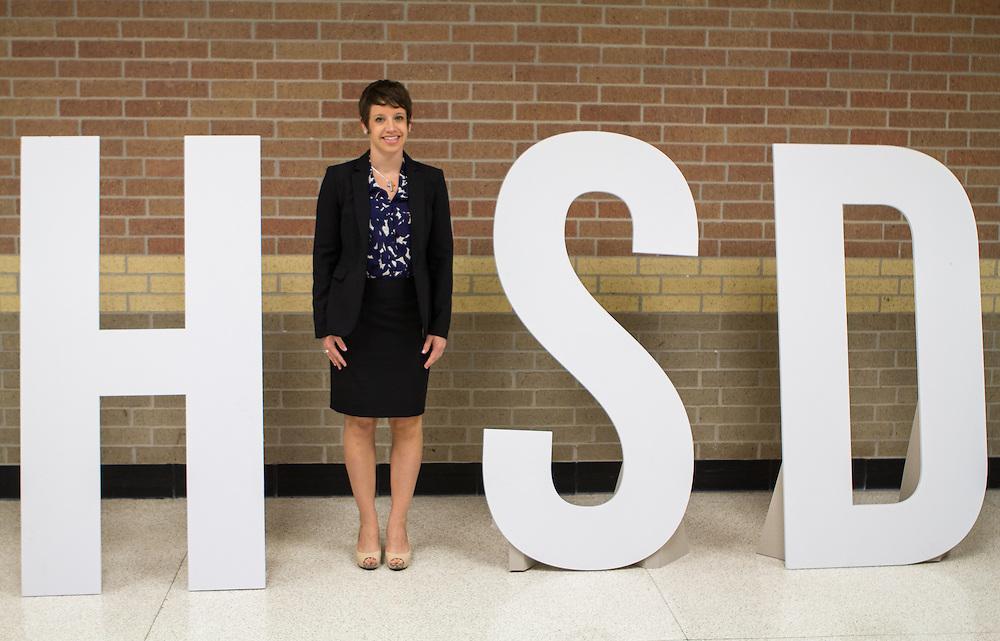 Sarah Stafford, Henry Middle School