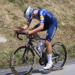 ANDERMATT (SUI) CYCLING<br /> Tour de Suisse stage 7<br /> <br /> Jannik Steimle (Germany / Team Deceuninck - Quick Step)
