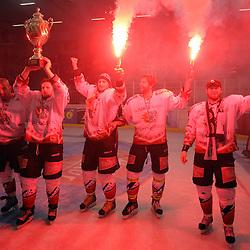 20080409: Ice Hockey - DP, Acroni Jesenice vs ZM Olimpija