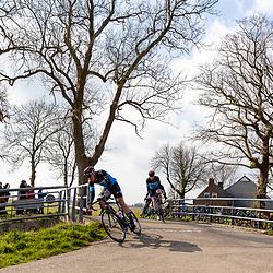 07-03-2020: Wielrennen: Ronde van Groningen: Usquert<br />Tijmen Eising (VolkerWessels)