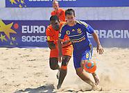 EURO BEACH SOCCER LEAGUE - TERRACINA 2013