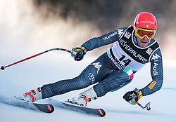 27.12.2016, Deborah Compagnoni Rennstrecke, Santa Caterina, ITA, FIS Ski Weltcup, Santa Caterina, Super G, Herren, im Bild Christof Innerhofer (ITA) // Christof Innerhofer of Italy in action during men's SuperG of FIS Ski Alpine World Cup at the Deborah Compagnoni race course in Santa Caterina, Italy on 2016/12/27. EXPA Pictures © 2016, PhotoCredit: EXPA/ Johann Groder