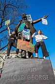 School Students Climate Strike