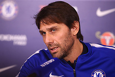 Chelsea Press Conference - 02 February 2018