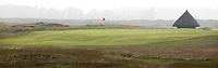 SANDWICH (GB) - Himalayas green hole 7.  The Prince's Golf Club. COPYRIGHT KOEN SUYK