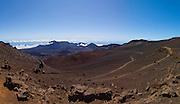 Haleakala National Park, Maui, Hawaii