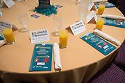 Houston ISD Partnership Appreciation breakfast at Kingdom Builders, October 25, 2013.