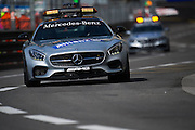 May 20-24, 2015: Monaco Grand Prix - F1 Safety car and Medical car