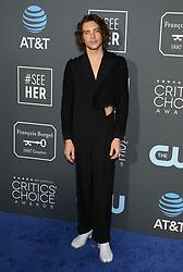 24th Annual Critics' Choice Awards. 13 Jan 2019 Pictured: Cody Fern. Photo credit: Jaxon / MEGA TheMegaAgency.com +1 888 505 6342