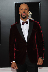 NEW YORK, NY - JANUARY 28: 60th Annual GRAMMY Awards at Madison Square Garden on January 28, 2018 in New York City. 28 Jan 2018 Pictured: Common. Photo credit: JP/MPI/Capital Pictures / MEGA TheMegaAgency.com +1 888 505 6342