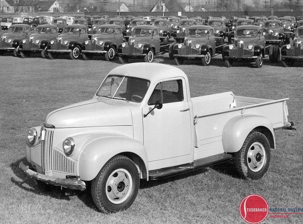 Studebaker M15 pickup truck.