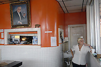 Doumar's drive-in restaurant, Norfolk, Virgina.
