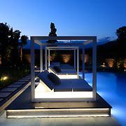 Modern Pool 1160