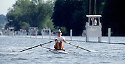 Henley Royal Regatta, Henley on Thames, ENGLAND,  1996,  Women's Single Sculls.MH Bradin, Kungalvs Rk, SWEDEN,  SWE, W1X, Maria Brandin, Photo: Peter Spurrier/Intersport Images.  Mob +44 7973 819 551/email images@intersport-images.com Rowing Course: Henley Reach