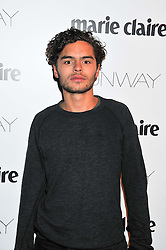 Actor SEBASTIAN DE SOUZA at a party to celebrate the launch of the Marie Claire Runway Magazine held at Le Baron a The Embassy, Old Burlington Street, London on 1st February 2012.