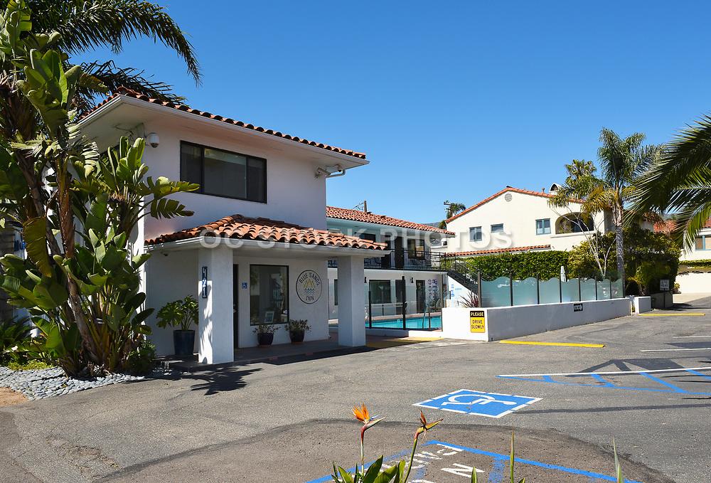 The Blue Sands Inn, Steps From Santa Barbara's Famous East Beach