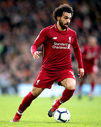 File photo dated 17-03-2019 of Liverpool's Mohamed Salah