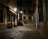 La nuit à Venise