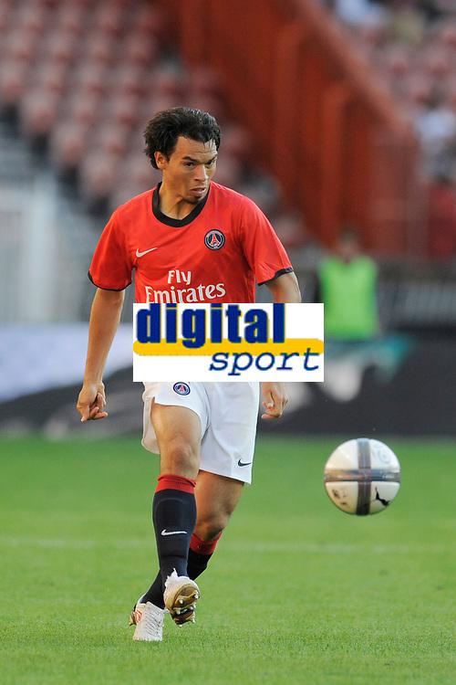 FOOTBALL - UEFA EUROPA LEAGUE 2010/2011 - PLAY OFF - 1ST LEG - PARIS SG v MACCABI TEL AVIV - 19/08/2010 - PHOTO JEAN MARIE HERVIO / DPPI - CEARA (PSG)