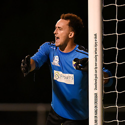 BRISBANE, AUSTRALIA - FEBRUARY 10: Zac Speedy of United gives instructions during the NPL Queensland Senior Mens Round 2 match between Gold Coast United and Brisbane Roar Youth at Station Reserve on February 10, 2018 in Brisbane, Australia. (Photo by Football Click / Patrick Kearney)