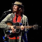 Jason Webley at the Moore Theatre 11-11-11