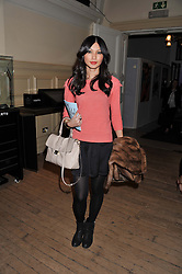 GEMMA CHAN at the Vogue Festival 2012 in association with Vertu held at the Royal Geographical Society, London on 20th April 2012.