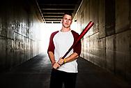 SCOTTSDALE, AZ - JANUARY 26: Jake Lamb lifestyle photoshoot. (Photo by Sarah Sachs/Arizona Diamondbacks)
