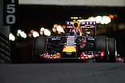 May 20-24, 2015: Monaco Grand Prix: Daniil Kvyat, (RUS), Red Bull-Renault
